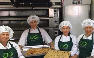 Франшиза ОА Kyrgyz Organic